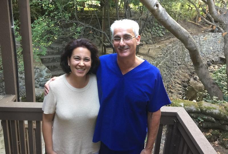 dr ghina morad testimonial for dr robert kerstein